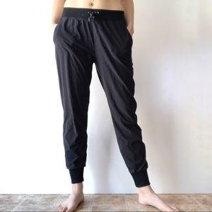 Athleta • Black Slim Fit Jogger Pants